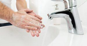 5. maj – mednarodni dan higiene rok: »Ohranimo življenja – očistimo roke«