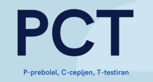 PCT za vstop v zdravstveni dom